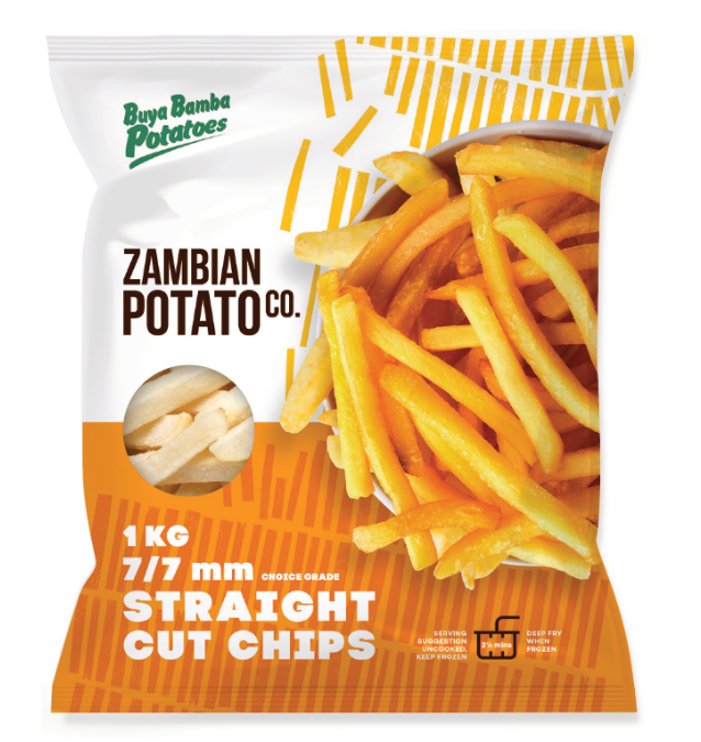 7/7mm Straight Cut Chips