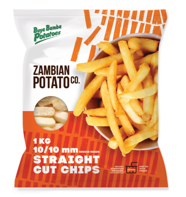 10/10mm Straight Cut Chips