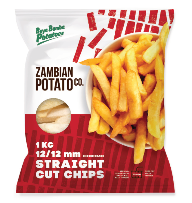 12/12mm Straight Cut Chips